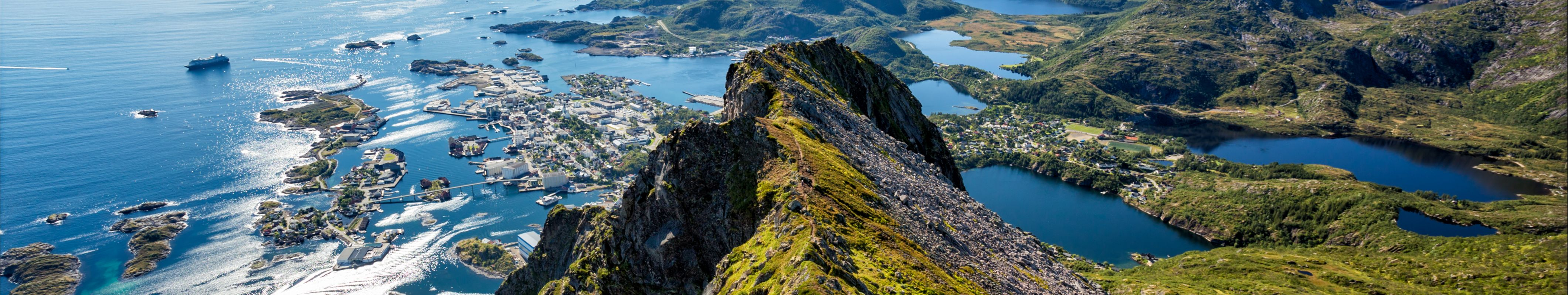 Mit MS Vesterålen die norwegische Küste erkunden