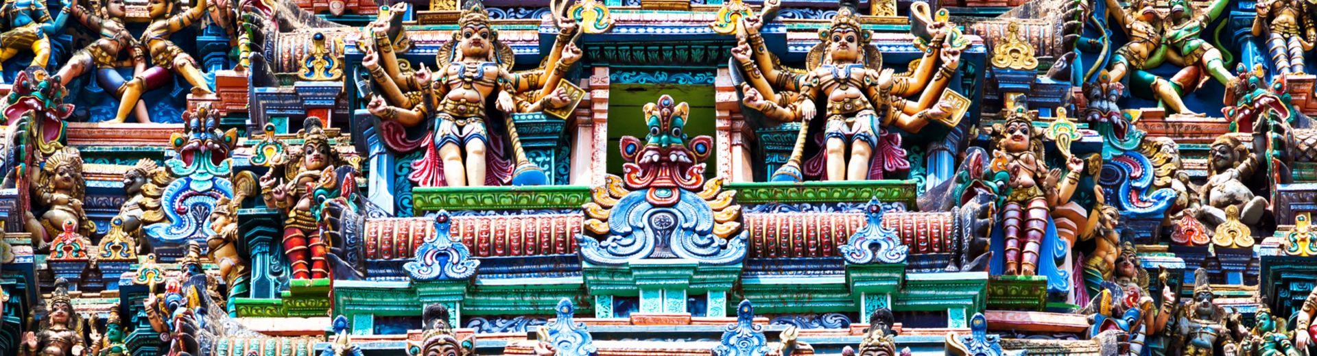 Costa Victoria: Die Farben Indiens